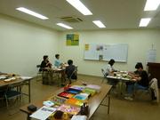 蓮台手芸教室を開催しました